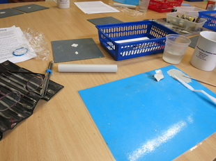 Adventures in Silver Clay: Why workshops are worthwhile, and some top tips.